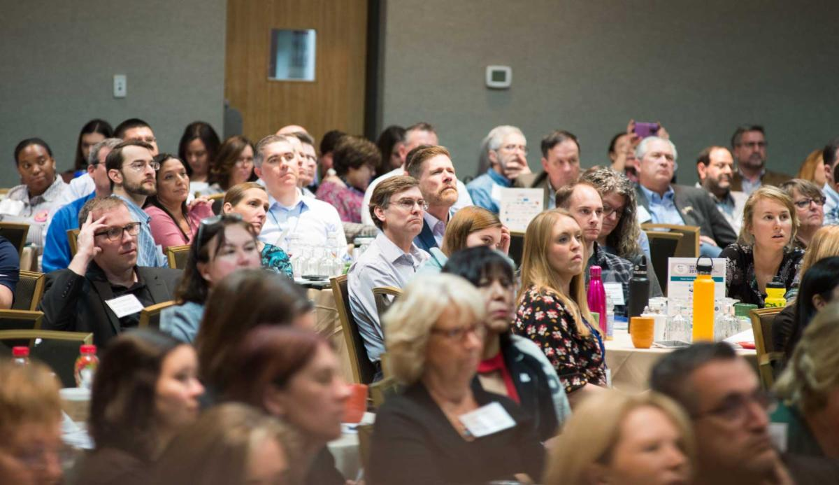 crowd shot 2019 wrrc conference