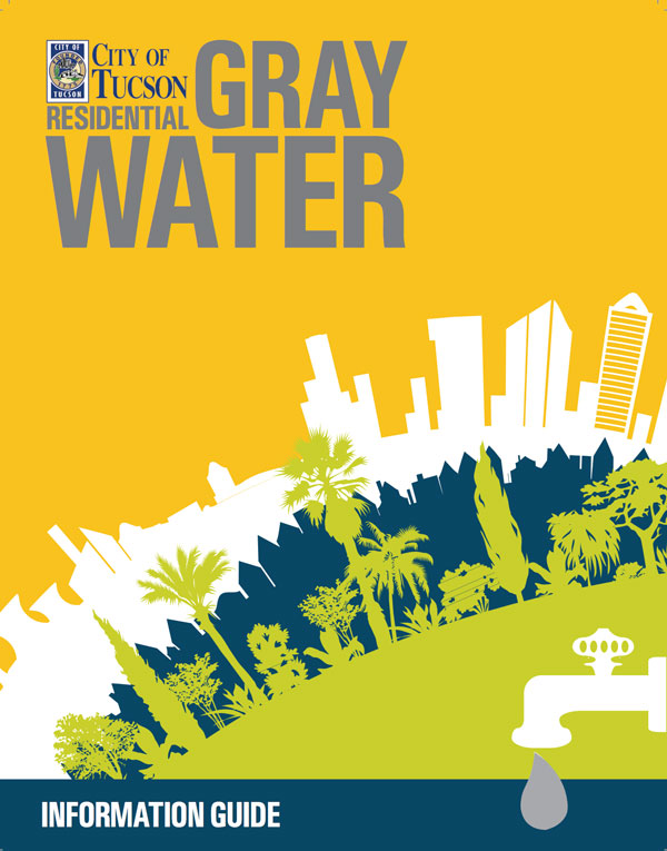 Gray Water Information Guide cover