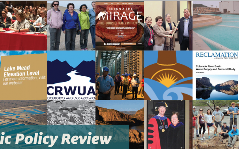 Public Policy Review Banner