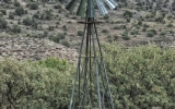 David Schafer - Waiting by the Windmill, Camp Verde