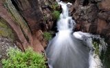 Alex Wood - Picture Canyon Waterfall Flagstaff