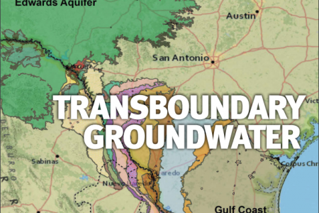 "journal cover and title ""transboudary groundwater"""