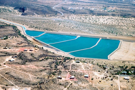 Recovery of Arizona Water Bank Credits to Mitigate Shortages on the Colorado River