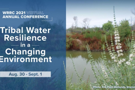 WRRC 2021 Conference Image with Pee Posh Wetlands