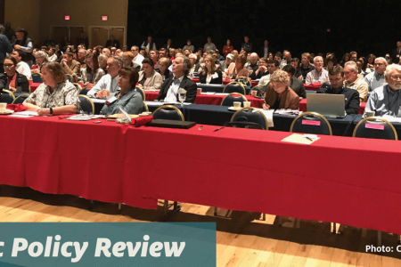 Attendees at 2018 conference