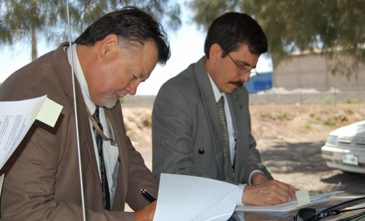 "On August 19, 2009, the Principal Engineers representing the binational International Boundary and Water Commission (IBWC) signed the ""Joint Report of the Principal Engineers Regarding the Joint Cooperative Process United States-Mexico for the Transboundary Aquifer Assessment Program"" (Joint Report). The Joint Report enabled scientists and government officials from the United States and Mexico to partner in assessing their shared aquifers, an effort that aligns with principles that advance sustainable groun"