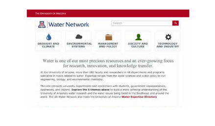 UA Water Network
